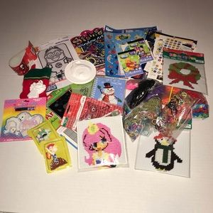 Other - Kids Craft  and Sticker Bundle